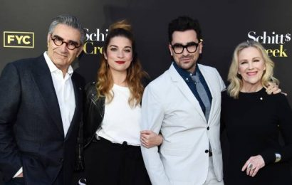 Canadians say goodbye to 'Schitt's Creek' following emotional finale