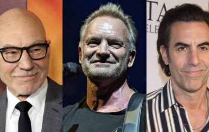 Sotheby's coronavirus auction: Want to act with Patrick Stewart? Sing with Sting? Now's your chance