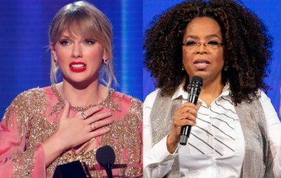 Taylor Swift, Oprah join huge global event to celebrate coronavirus workers