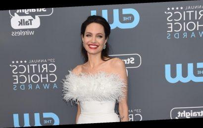 Angelina Jolie's Family Is 'All Locked In' During Coronavirus Pandemic