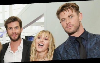 Chris Hemsworth Seemingly Pokes Fun at Liam's Split From Miley Cyrus
