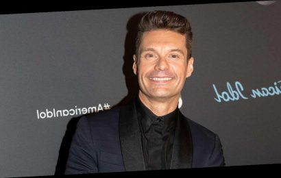 Ryan Seacrest Has Original 'American Idol' Table for At-Home Shows