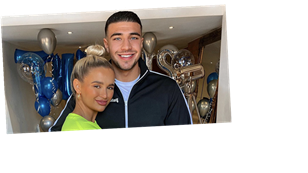 Molly-Mae Hague surprises boyfriend Tommy Fury with incredible lockdown birthday bash