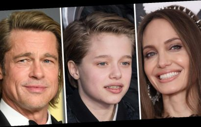 Brad Pitt and Angelina Jolie have 'special plans' for Shiloh's birthday after Jennifer Aniston dig