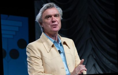 David Byrne's 'Reasons to Be Cheerful' Launches COVID-19 Series