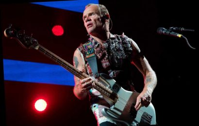 Flea Pays Homage to 'One of the Greatest Drummers' Tony Allen: 'He Was and Still Is My Hero'