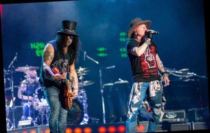 Guns N' Roses Postpone North American Stadium Tour