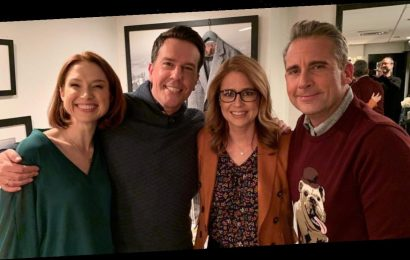 Michael! Pam! Jim! All the Times 'The Office' Cast Has Reunited