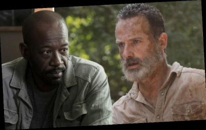 The Walking Dead: Morgan's return 'sealed' as Lennie James drops unexpected hint