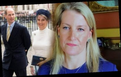 Sophie Countess of Wessex like a 'visiting younger relative' amid coronavirus volunteering