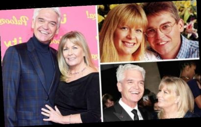Phillip Schofield: Bizarre way This Morning star and Stephanie Lowe started dating exposed