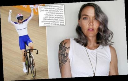 Victoria Pendleton reveals male cyclists try to overtake her