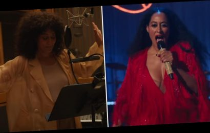 Tracee Ellis Ross Channels Her Superstar Mom in the Musical Trailer For The High Note