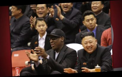 Dennis Rodman Dishes On Bonkers Night Out With Kim Jong Un