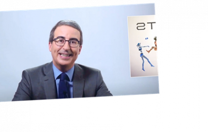 John Oliver Offers Well-Rounded Solution To Coronavirus Sports Void