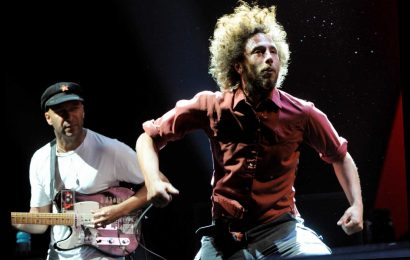 Rage Against the Machine Reschedule Reunion Tour for 2021