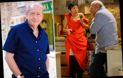 Coronation Street's Yasmeen stabbing Geoff sends ratings soaring to 17 month high – The Sun