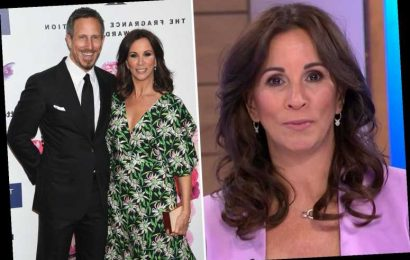 Andrea McLean says marriage counselling was to help husband Nick deal with her breakdown – The Sun