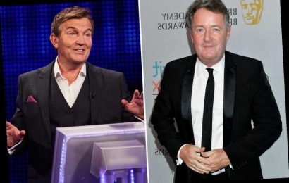 The Chase's Bradley Walsh makes savage dig about 'unpopular' Piers Morgan – The Sun