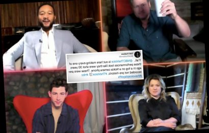 The Voice slammed for 'pre-historic' editing filters during 'amatuer' first show filming remotely – The Sun