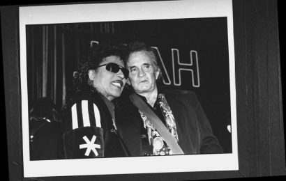 That Time Little Richard Ignited Johnny Cash's 'Get Rhythm'