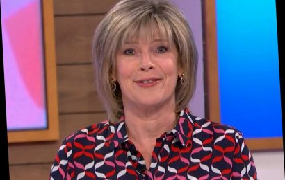 Furious Ruth Langsford reveals she confronted a 'hairy-armed' man who broke social distancing rules in the supermarket – The Sun