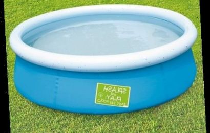 Studio is selling a 5ft inflatable paddling pool for £13