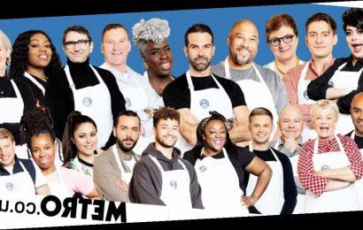 Celebrity Masterchef line-up 2020 confirmed