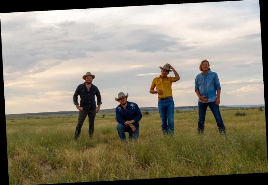 Texas Supergroup the Panhandlers Offer Wide Open Spaces for a Suffocating Moment