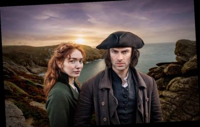 'Poldark' Season 5 Comes to Amazon Prime May 17 and It's the Perfect Quarantine Binge-Watch