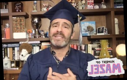 Andy Cohen advises 2020 graduates 'you betta work, b***h' and 'don't listen to morons' in 'commencement' speech – The Sun