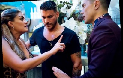 'Vanderpump Rules': Jax Taylor Blocked Producers After Learning About Tom Sandoval's Pool Party