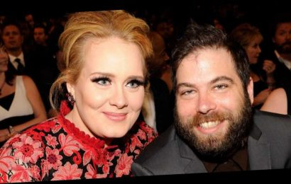 Adele and Ex-Husband Simon Konecki Reportedly Live Across the Street from Each Other