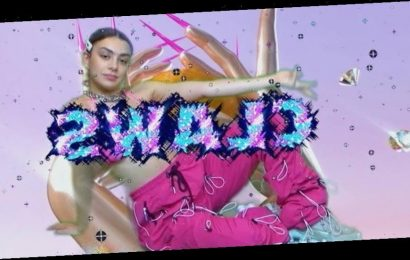 Charli XCX Uses Green Screen at Home for 'Claws' Music Video – Watch!