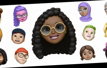 Here's How To Add Stickers To Your Laptop Memoji For A Personal Touch