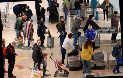 Holiday travel may be hectic this year thanks to the coronavirus summer slump