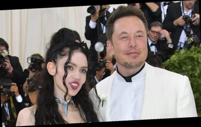 Elon Musk Corrects Grimes' Baby Name Explanation & She Isn't Having It