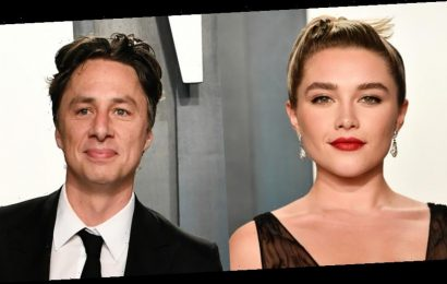 Florence Pugh Opens Up About Public Interest In Her Relationship With Zach Braff