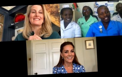 Duchess Kate and Countess Sophie Team Up to Lead Royal Family Tribute to Nurses Across the World