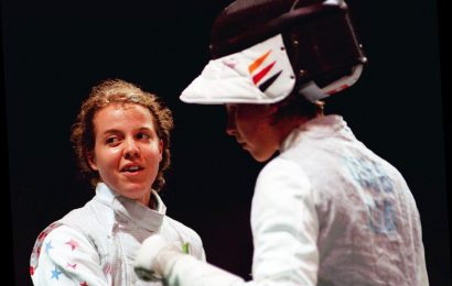 Former Olympic Fencer Works as ER Doctor During Pandemic: 'We're Gonna Win Against' Coronavirus