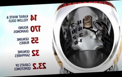 Washington Nationals Pay Tribute to 'Baby Shark' on Their World Series Rings
