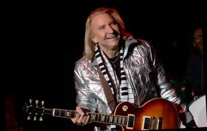 Joe Walsh Launches 'Old Fashioned Rock & Roll' Public Radio Show