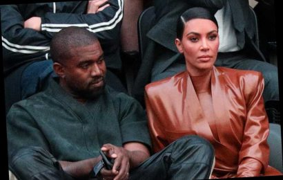 Kim Kardashian and Kanye West 'at each other's throats' during quarantine