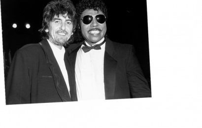 How Little Richard Helped The Rolling Stones and The Beatles Before They Were Famous