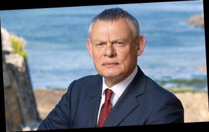 Doc Martin star Martin Clunes was unrecognisable at start of his career – take a look back