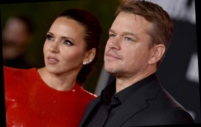 Matt Damon reveals his stepdaughter, Alexia, contracted coronavirus