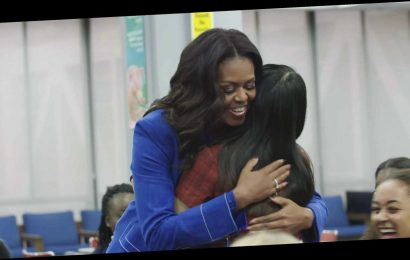 It Only Took Four Minutes Into the Michelle Obama Documentary for Me to Start Sobbing