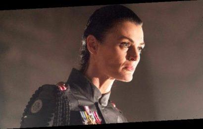 'Motherland: Fort Salem's Lyne Renée Defends Alder's 'Sacrifice' & Teases Tension With Anacostia