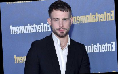 Nico Tortorella was arrested at high school graduation