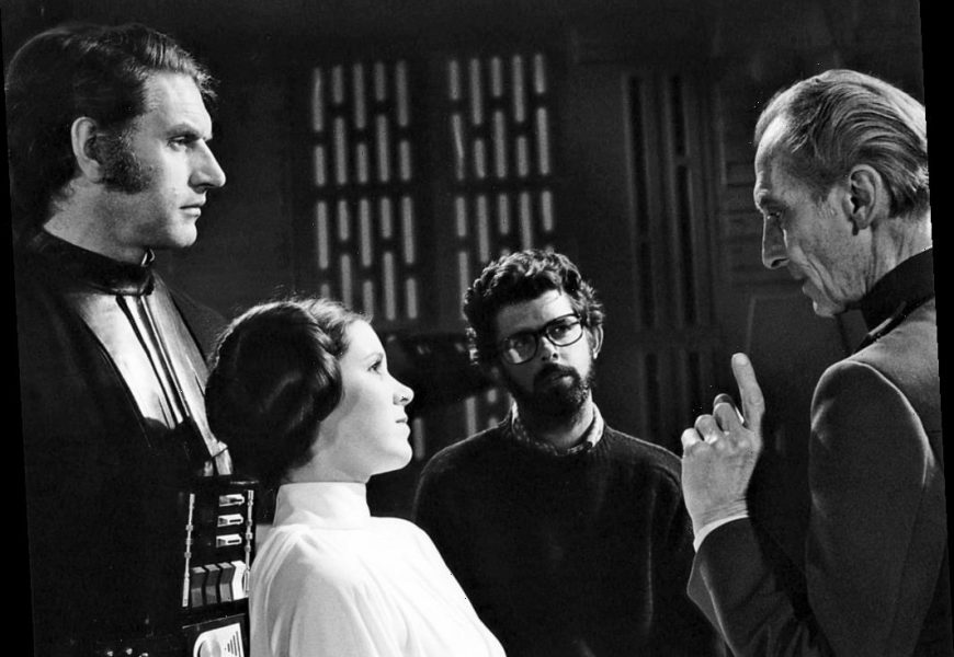 George Lucas Had a Strained Relationship With the Original Darth Vader Actor; Here's Why